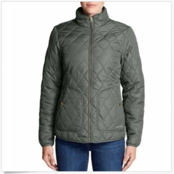 Eddie Bauer Jackets & Blazers - Eddie Bauer Women's Mod Quilt Jacket